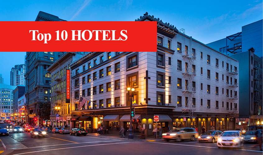 Best 10 Hotels